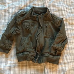 Baby Gap Boys Military jacket, 2t